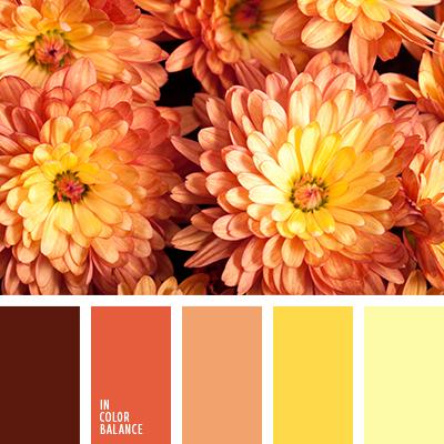 Цветовая палитра №3540