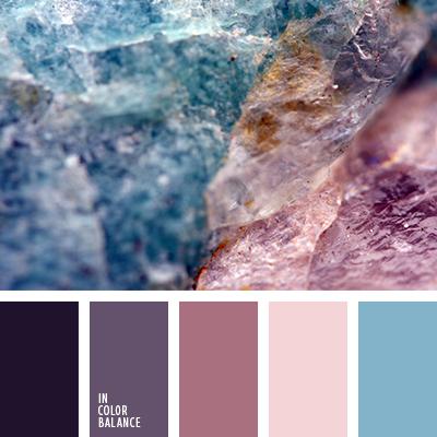 Цветовая палитра №3546