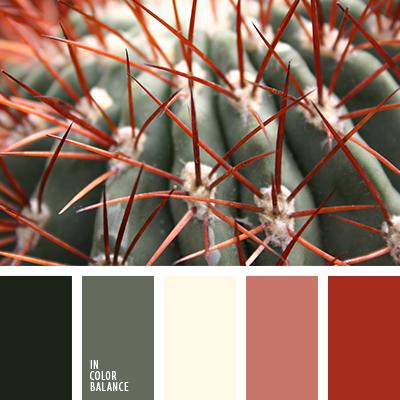 Цветовая палитра №3559