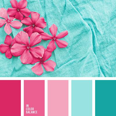 Цветовая палитра №3576