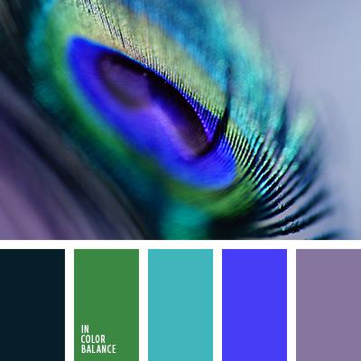Цветовая палитра №3563