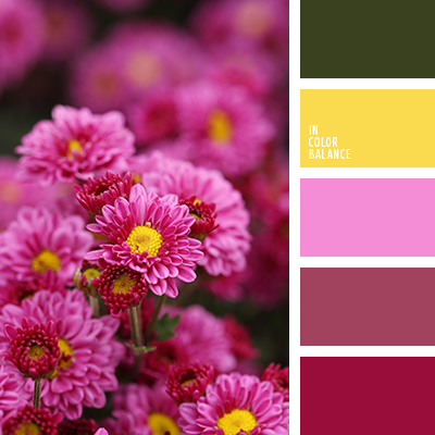 Цветовая палитра №3592