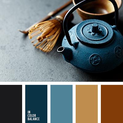 Цветовая палитра №3603