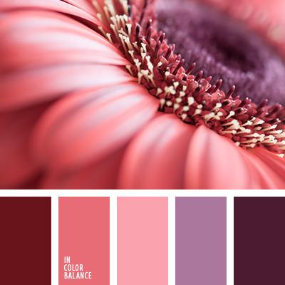 Цветовая палитра №3643