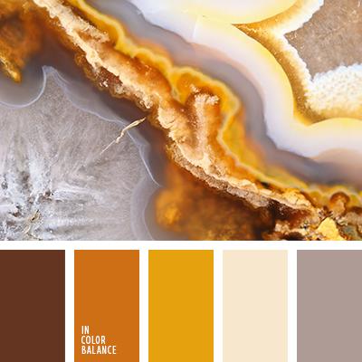 Цветовая палитра №3657