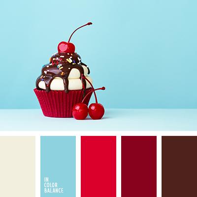 Цветовая палитра №3697