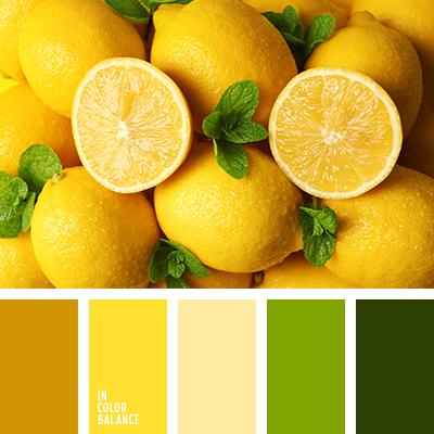 Цветовая палитра №3699