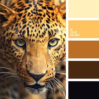 Цветовая палитра №3707