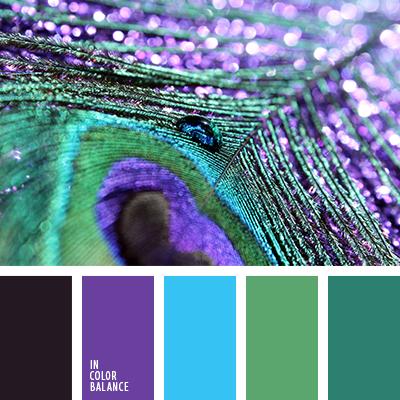 Цветовая палитра №3730