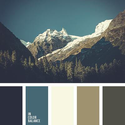 Цветовая палитра №3731