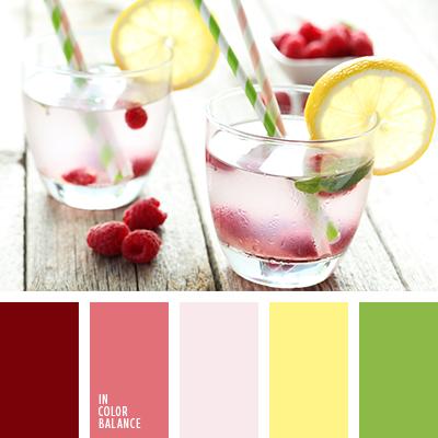Цветовая палитра №3746