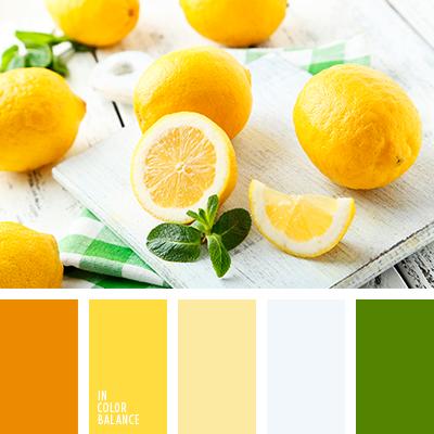 Цветовая палитра №3764