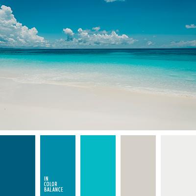 Beach Color Kitchen Drawrs