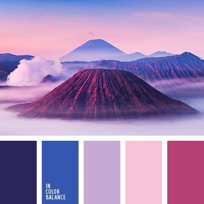 Цветовая палитра №3770
