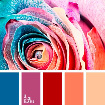 Цветовая палитра №3771