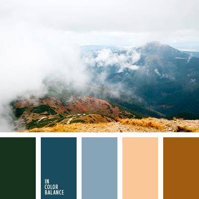 Цветовая палитра №3774