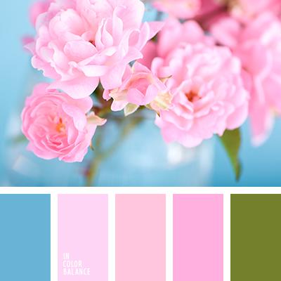 Цветовая палитра №3784