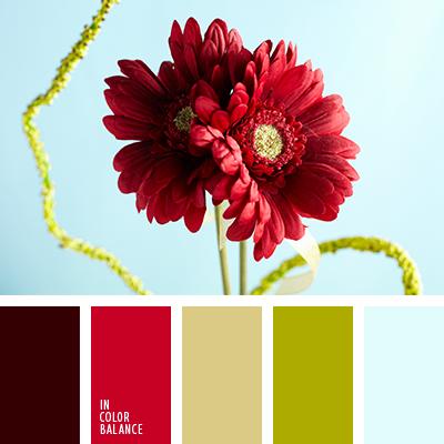 Цветовая палитра №3794