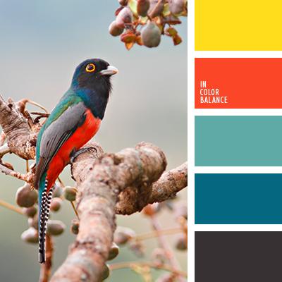 Цветовая палитра №3807