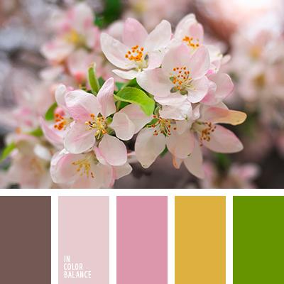 Цветовая палитра №3816