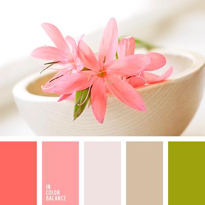 Цветовая палитра №3818