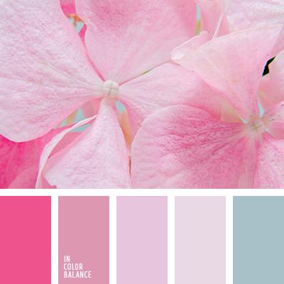 Цветовая палитра №3820
