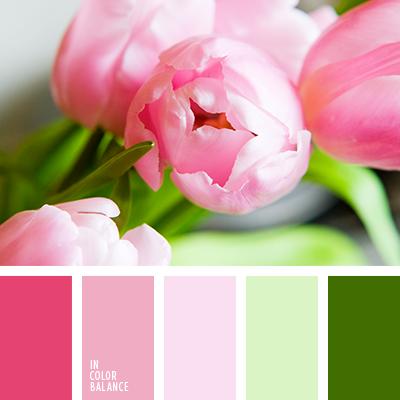 Цветовая палитра №3821