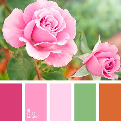 Цветовая палитра №3829
