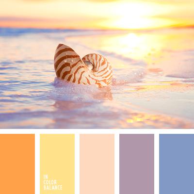 Цветовая палитра №3830
