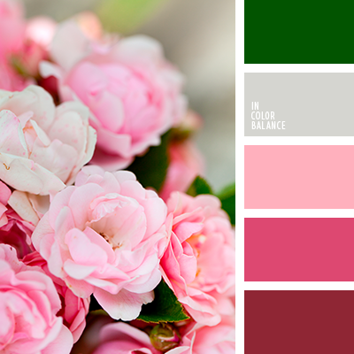 Цветовая палитра №3842