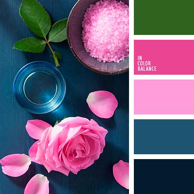 Цветовая палитра №3846