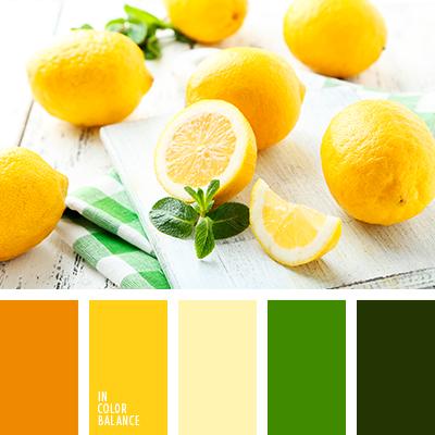 Цветовая палитра №3847