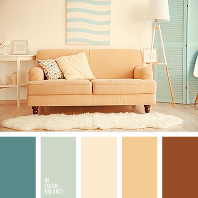 Цветовая палитра №3850