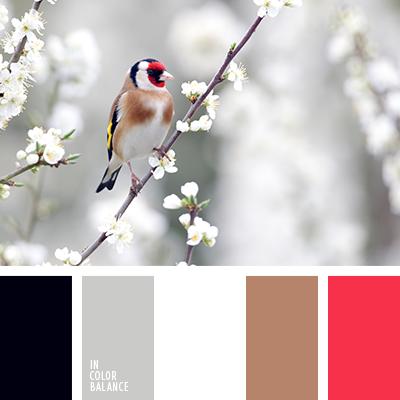 Цветовая палитра №3852