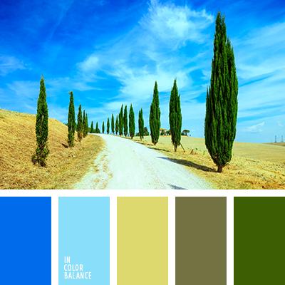 Цветовая палитра №3853