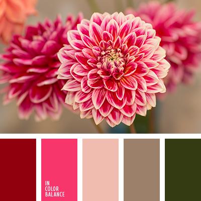 Цветовая палитра №3854
