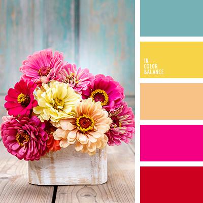 Цветовая палитра №3855