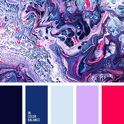Цветовая палитра №3860