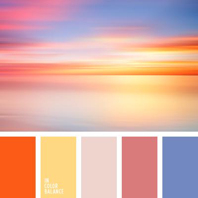 Цветовая палитра №3869