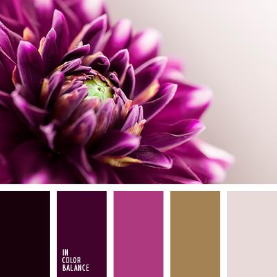 Цветовая палитра №3870