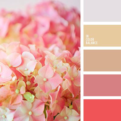 Цветовая палитра №3876