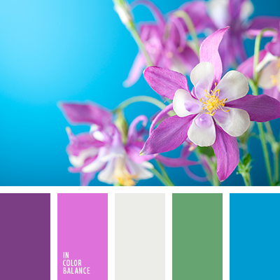 Цветовая палитра №3879