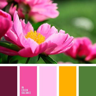 Цветовая палитра №3881