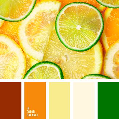 Цветовая палитра №3888