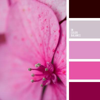 Цветовая палитра №3891