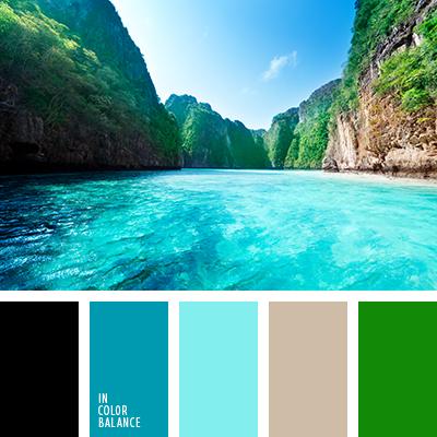 Цветовая палитра №3897