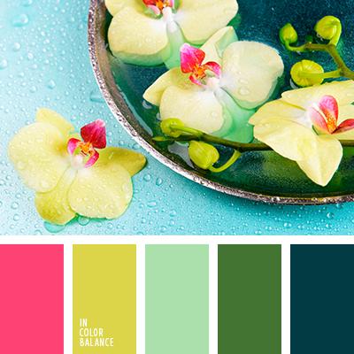 Цветовая палитра №3899