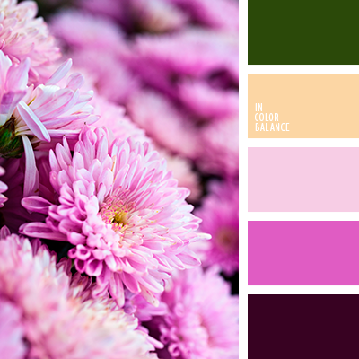 Цветовая палитра №3905