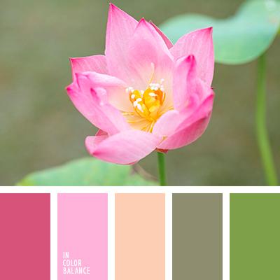 Цветовая палитра №3911