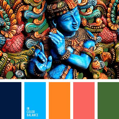 Цветовая палитра №3915